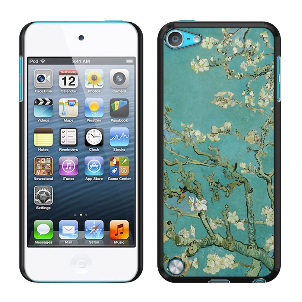 Apple iPod Touch 5 (5th Generation) iPod Touch 6 (6th Generation) Almond Blossom Van Gogh Back Cover Case
