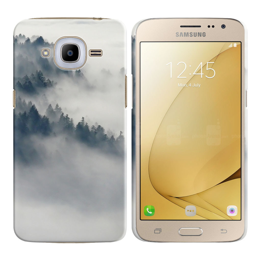 Samsung Galaxy J2 2016 J210 2nd Gen Winter Trees Back Cover Case