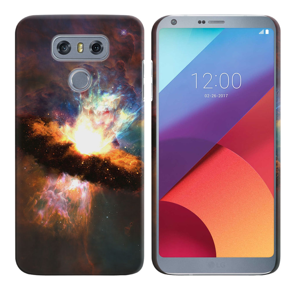 LG G6 H870 Space Kaboom Back Cover Case