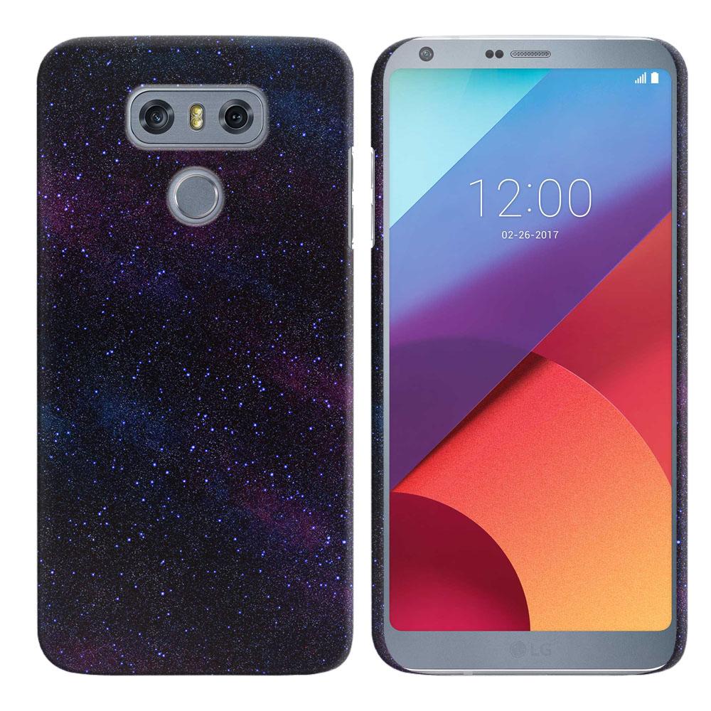 LG G6 H870 Starry Night Sky Back Cover Case