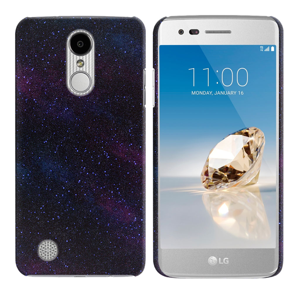 LG Aristo MS210 LV3 K8 (2017)/ Phoenix 3 M150 Starry Night Sky Back Cover Case