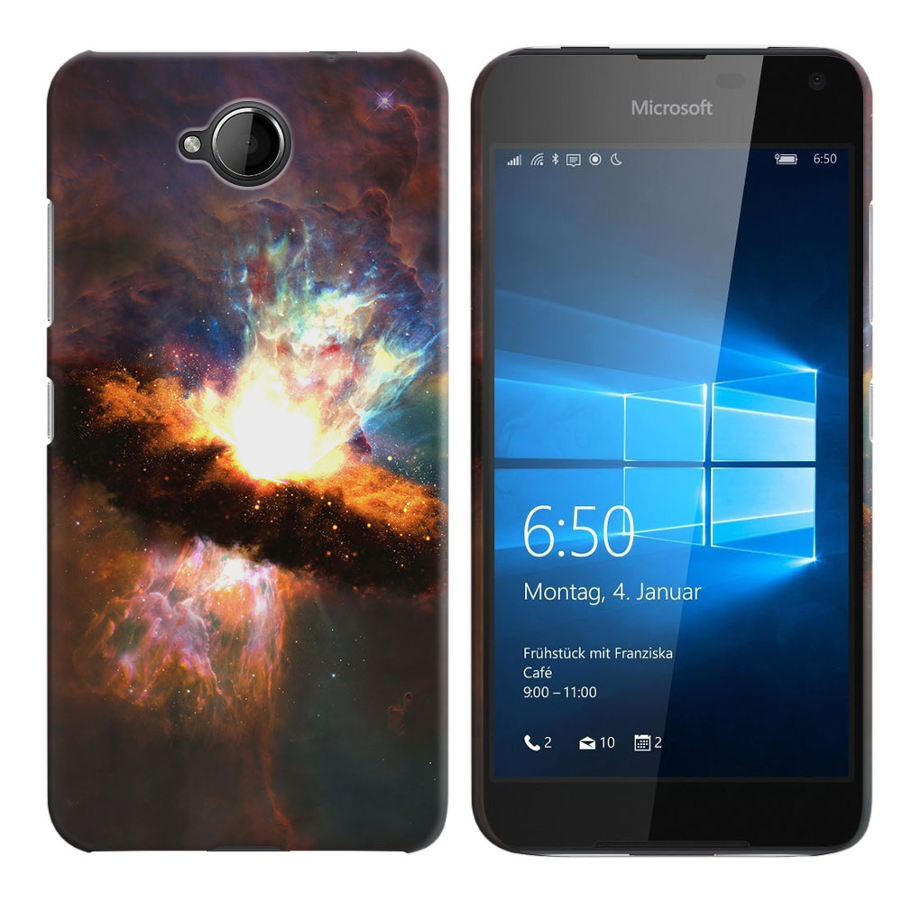 Microsoft Nokia Lumia 650 Space Kaboom Back Cover Case