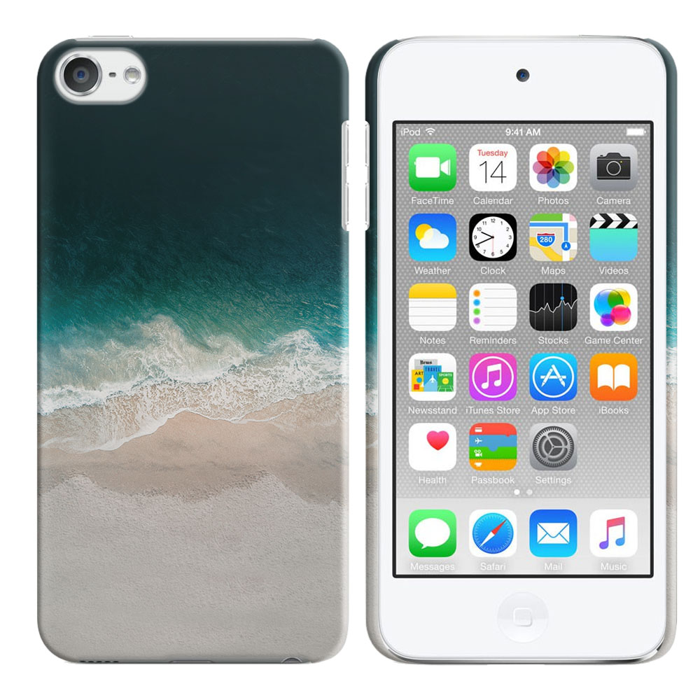 Apple iPod Touch 6 (6th Generation) Sandy Beach Back Cover Case
